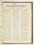 The Missouri Miner, April 21, 1924