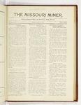 The Missouri Miner, April 28, 1924