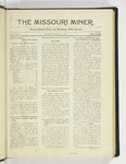 The Missouri Miner, September 22, 1924