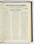 The Missouri Miner, November 03, 1924