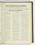 The Missouri Miner, November 10, 1924
