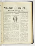 The Missouri Miner, March 23, 1925