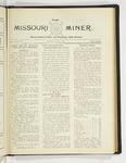 The Missouri Miner, April 13, 1925