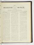 The Missouri Miner, April 20, 1925