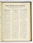 The Missouri Miner, December 19, 1921