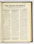 The Missouri Miner, January 02, 1922