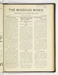 The Missouri Miner, March 06, 1922