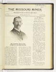 The Missouri Miner, March 20, 1922