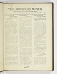 The Missouri Miner, September 21, 1925