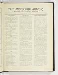 The Missouri Miner, September 28, 1925