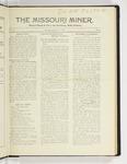 The Missouri Miner, October 19, 1925