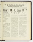 The Missouri Miner, November 02, 1925