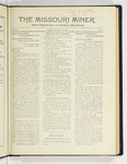 The Missouri Miner, November 09, 1925
