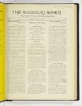 The Missouri Miner, December 21, 1925