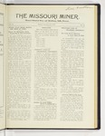 The Missouri Miner, February 22, 1926
