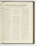 The Missouri Miner, March 01, 1926