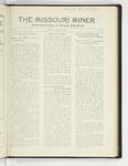 The Missouri Miner, April 12, 1926