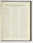 The Missouri Miner, April 19, 1926