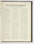 The Missouri Miner, April 26, 1926