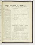 The Missouri Miner, May 31, 1926