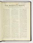 The Missouri Miner, September 13, 1926