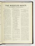 The Missouri Miner, September 27, 1926