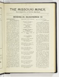 The Missouri Miner, October 04, 1926