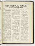 The Missouri Miner, November 22, 1926