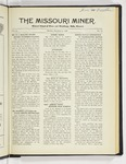 The Missouri Miner, December 06, 1926
