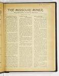 The Missouri Miner, January 17, 1927