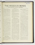 The Missouri Miner, February 07, 1927