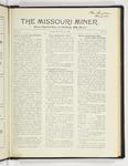 The Missouri Miner, February 21, 1927