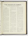 The Missouri Miner, February 28, 1927