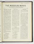 The Missouri Miner, March 07, 1927