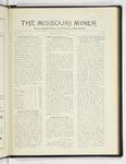 The Missouri Miner, April 18, 1927