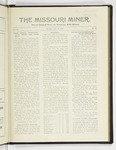 The Missouri Miner, April 25, 1927