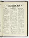 The Missouri Miner, May 09, 1927