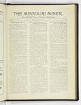 The Missouri Miner, May 16, 1927