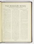 The Missouri Miner, September 19, 1927