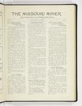 The Missouri Miner, September 26, 1927