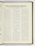 The Missouri Miner, October 03, 1927