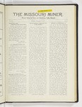 The Missouri Miner, November 07, 1927