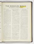 The Missouri Miner, November 14, 1927