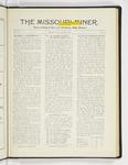 The Missouri Miner, November 28, 1927