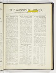 The Missouri Miner, January 09, 1928