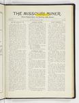 The Missouri Miner, January 23, 1928