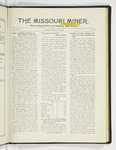 The Missouri Miner, February 13, 1928