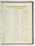 The Missouri Miner, February 20, 1928