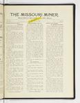 The Missouri Miner, April 30, 1928