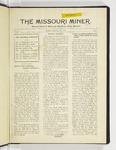 The Missouri Miner, September 17, 1928